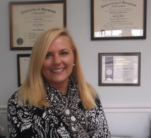 Dr. Myra Burgee, Rockville MD